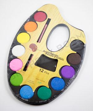 Colour Palette Birthday Boom
