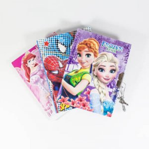 Lock Diary For Girls Boys